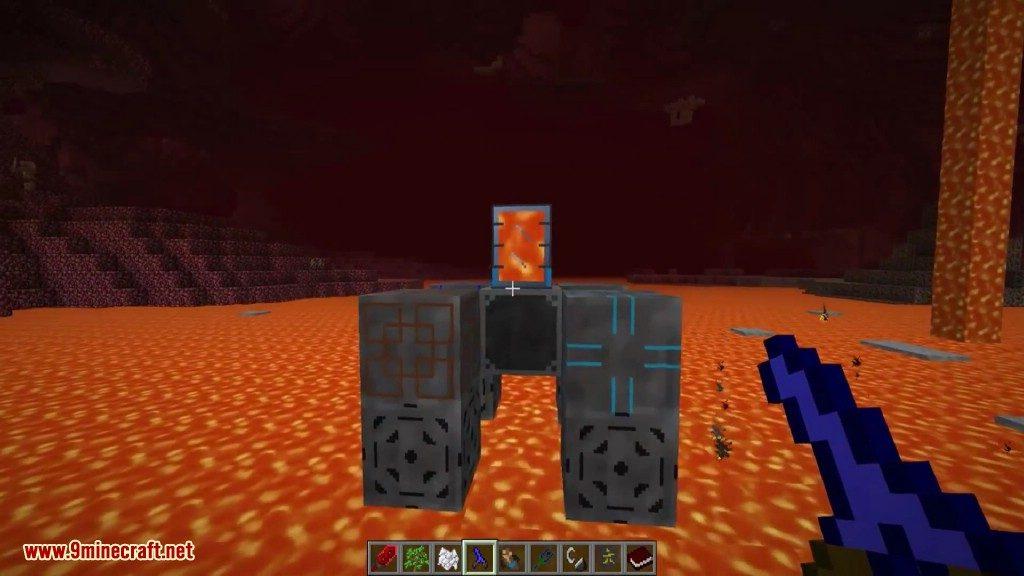 Crafting Recipes Minecraft Gate