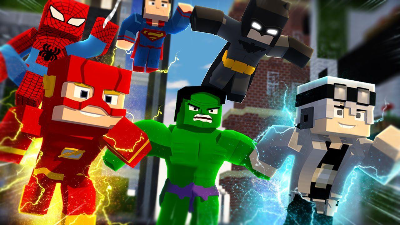 superheroes unlimited mod 1