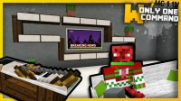 Modern Living Room Furniture Command Block 1.11.2/1.11 ...