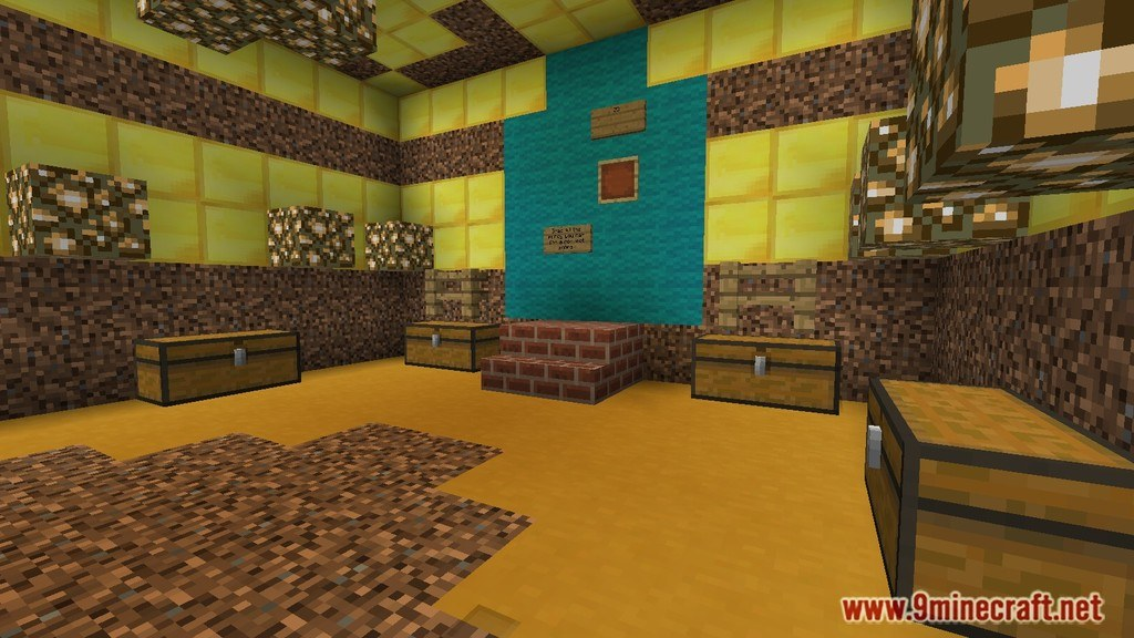 Adventure Mansion Minecraft Map Luigis