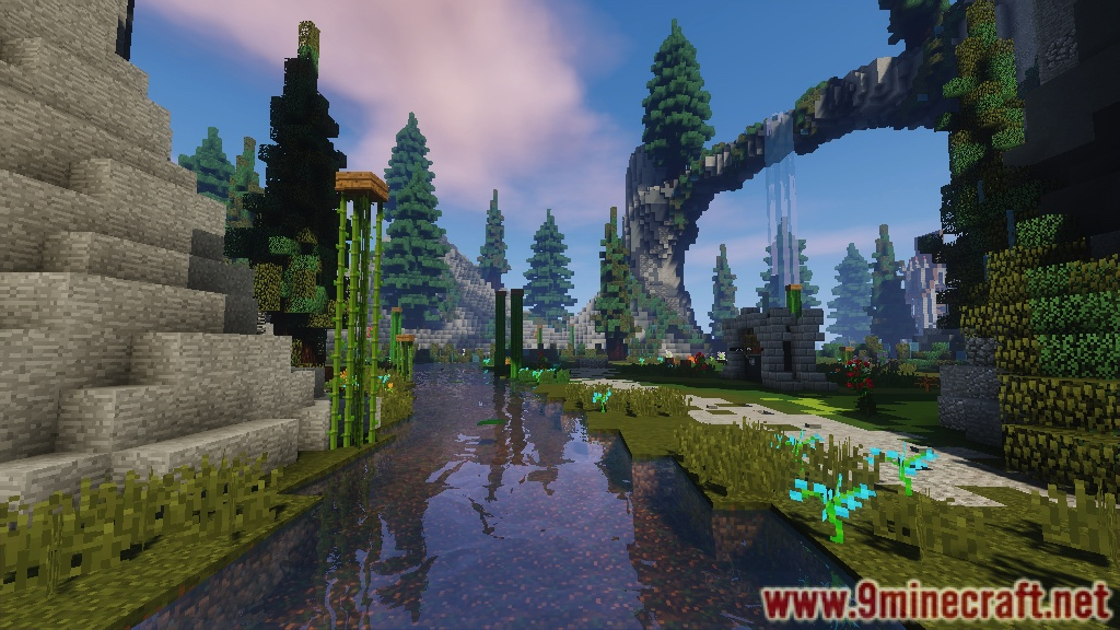 The Colossus Map 11221121 For Minecraft
