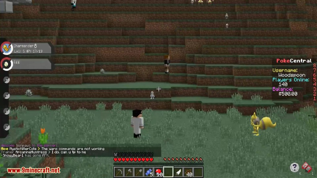 Pixelmon Generations Commands - Idee per la decorazione di interni