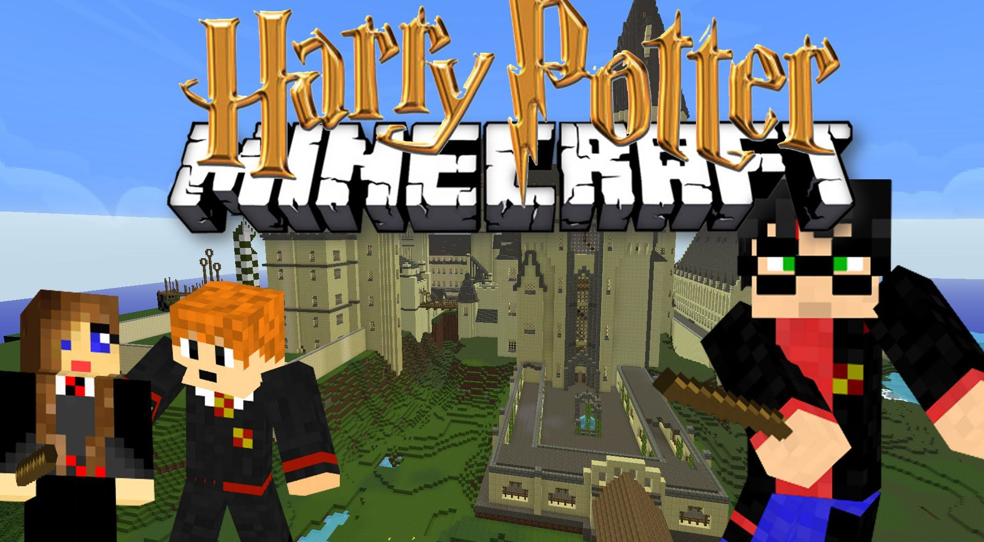 Minecraft Animation Wallpaper Harry Potter Adventure Map 1 12 2 1 12 For Minecraft
