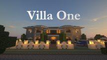 Villa Map 1.12.2 1.12 Minecraft