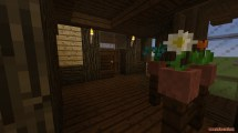 Retro Downtown Mansion Map 1.13.2 Minecraft