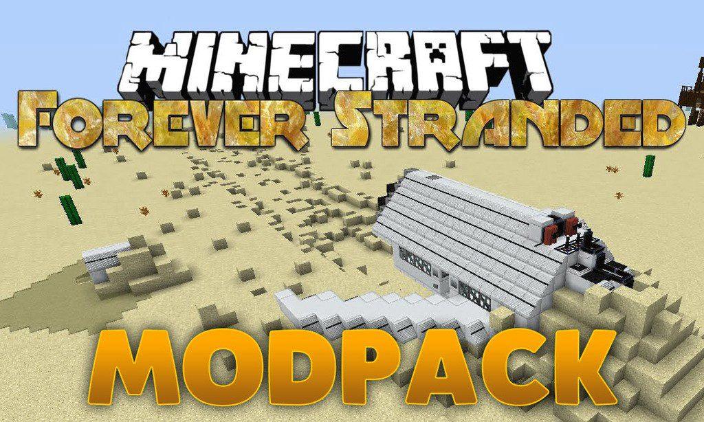 forever stranded modpacks 1