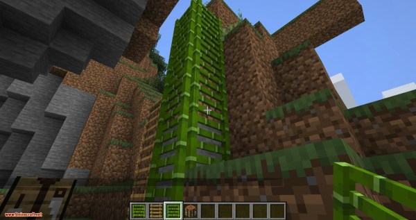 Bamboos Minecraft Mod - Year of Clean Water