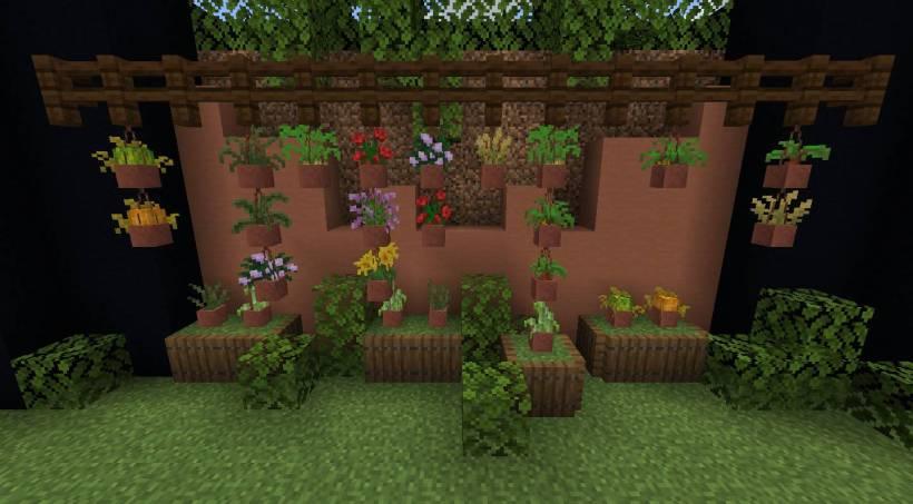 Make A Flower Pot In Minecraft | Best Flower Site