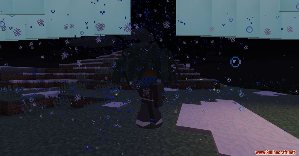 For those of us demon slayer fans who also play minecraft a friend and i are starting up a not for profit demon slayer … Demon Slayer Mod 1 12 2 Kimetsu No Yaiba Elemental Abilities 9minecraft Net