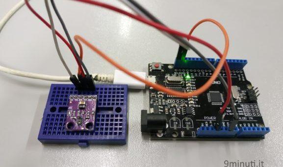 APDS 9960 con Arduino