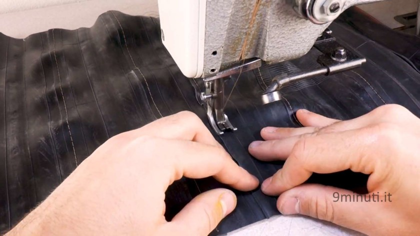 sew the bag