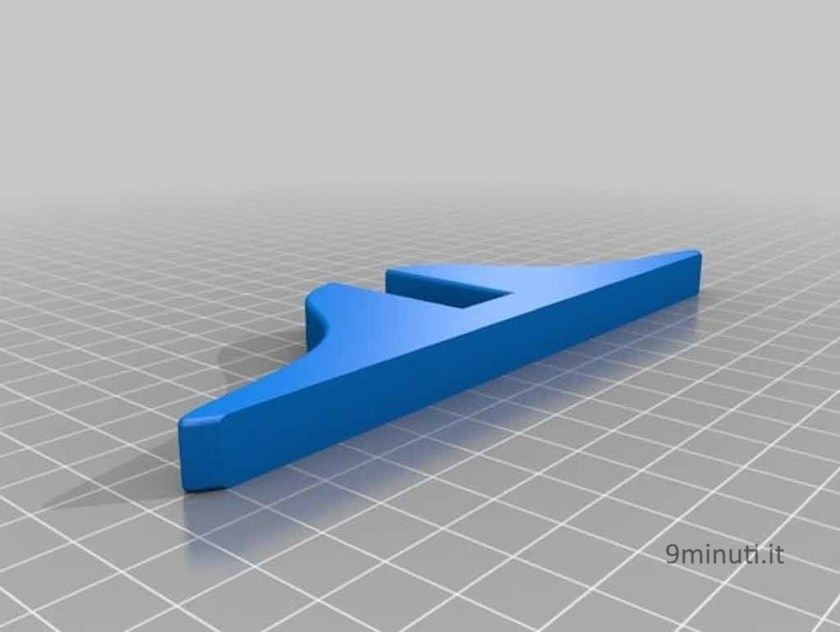 ThinkStand vertical stand for laptop thingiverse 1024