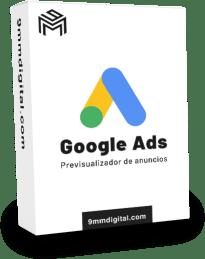 Previsualizador de anuncios en Google Ads