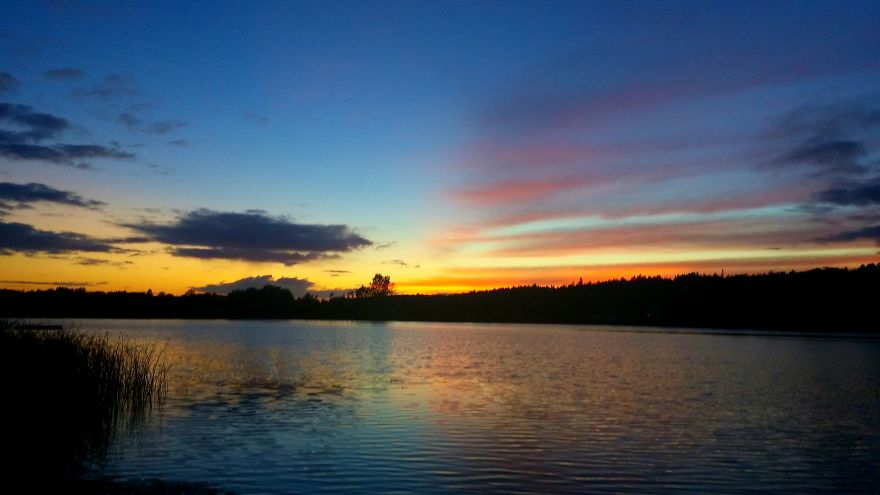 Sunsets-over-Ritchie-Lake-4