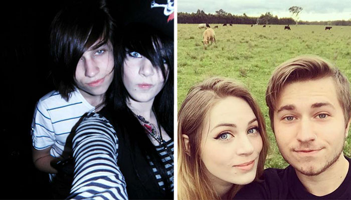 Before & After Pics Of Rebellious Teenagers (Send me Yours)