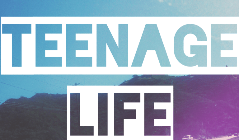 What are some life tips for a teenager?
