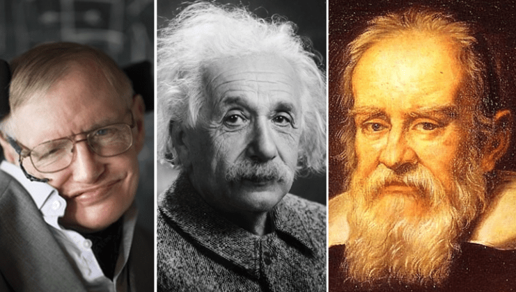 દુનિયાના 3 મહાન વૈજ્ઞાનિકો અને તેમના જન્મ-મરણ સાથે જોડાયેલો આ ગજબ સંયોગ