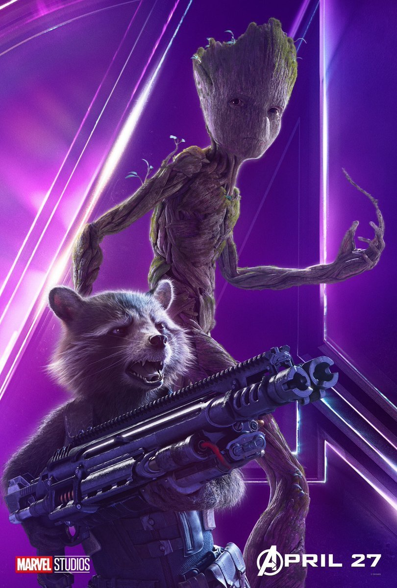 Infinity-War-poster-groot-and-rocket