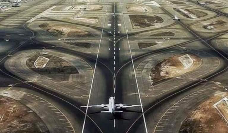 Airport runway design
