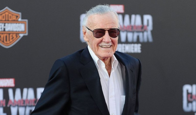 Marvel Comic's Real Life Superhero Stan Lee, Dies at 95