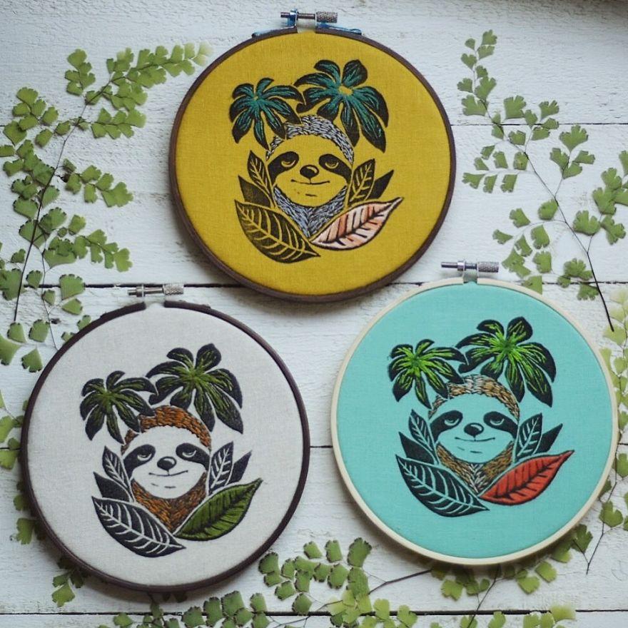 Embroidery_PANDA_9mood