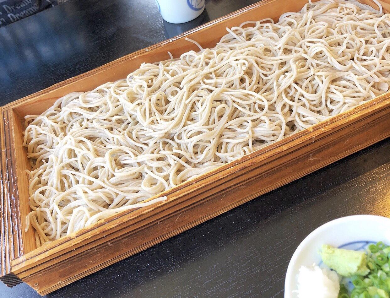 蕎麦 三瀬