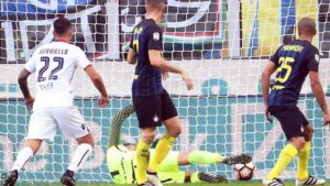 Cagliari's winning goal gave them a fourth victory in five league games