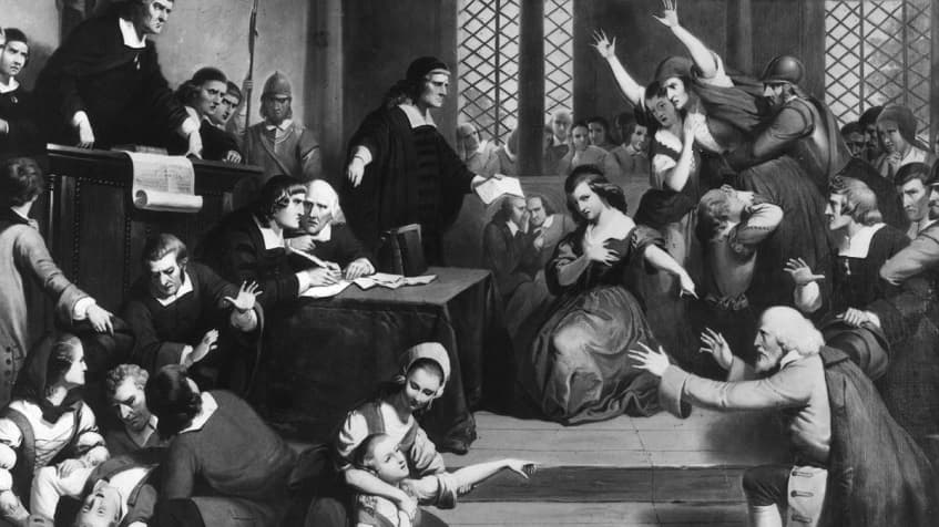 Cadı Mahkemeleri