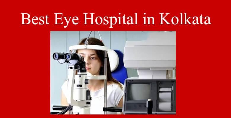 Best Eye Hospital in Kolkata