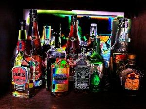 Heavy alcohol