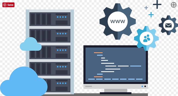 Managed web hosting solution