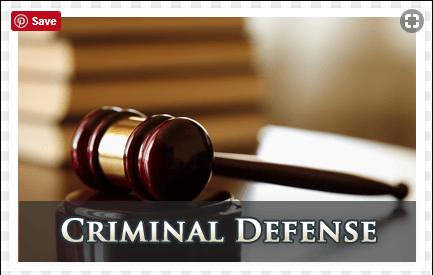 criminal defense lawyer