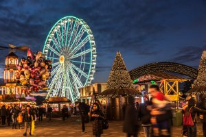 Christmas Wonderland – Hyde Park, London