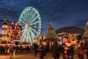 Christmas Wonderland – Hyde Park, London
