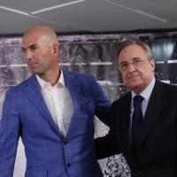 Zidane told Perez to lower prize and sell this player