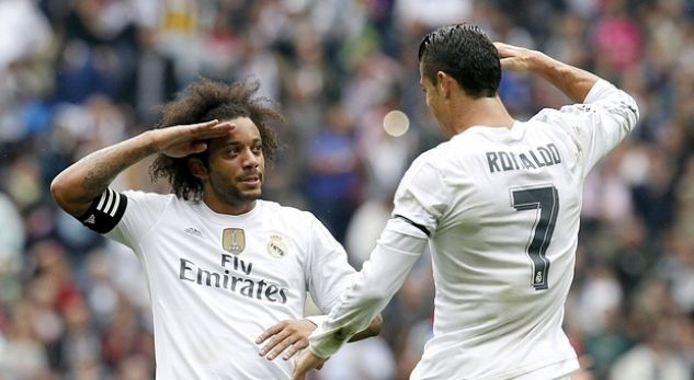 Ronaldo keen on Marcelo reunion at Juventus