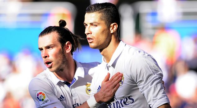 What happened between Ronaldo & Bale at HT vs Juventus that angered Zidane