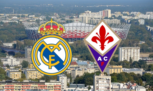 Formations: Real Madrid vs Fiorentina