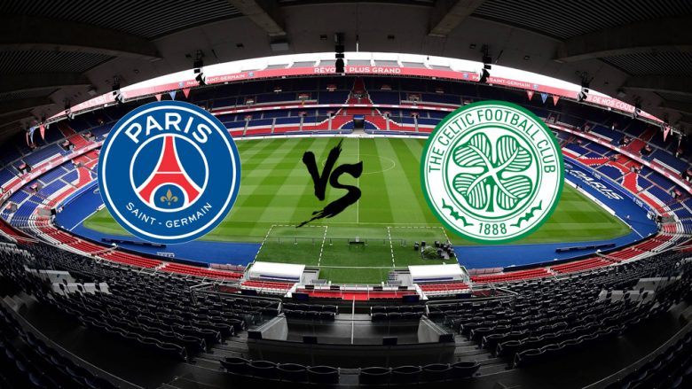 LIVE HD: PSG vs Celtic