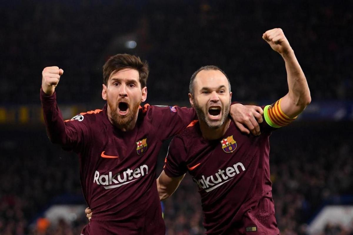 Lionel Messi tells Barcelona who he wants to take over from Andres Iniesta
