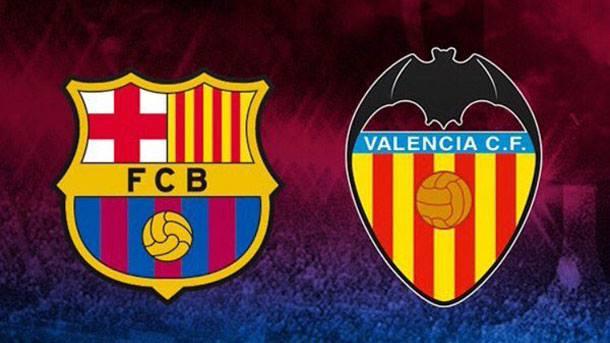 مشاهدة مباراة برشلونة فالنسيا مباشر