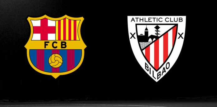 Live: Barcelona vs Athletic Bilbao