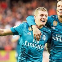 Kroos: 'The sale of Ronaldo to Juve made everyone happy'
