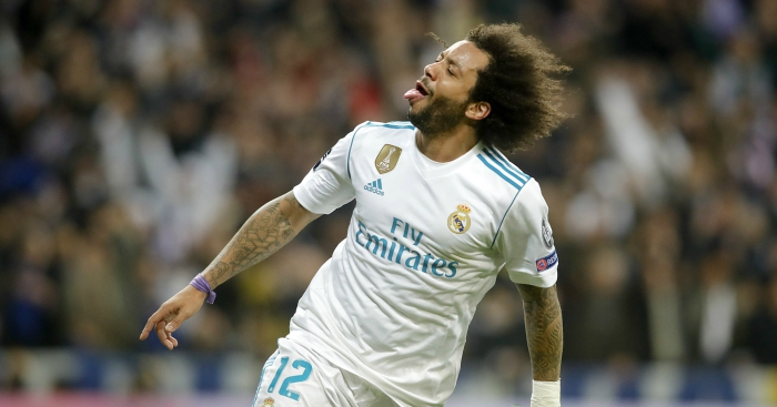 Real Madrid find Marcelo's replacement
