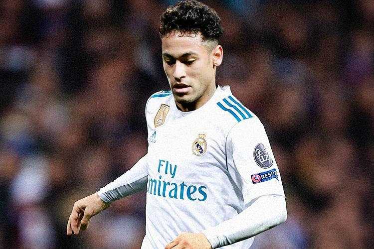 Real Madrid: Neymar is no longer non-transferable for PSG