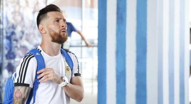 Lionel Messi Hair