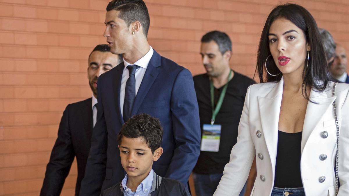 Cristiano Ronaldo back in Madrid to say his goodbyes