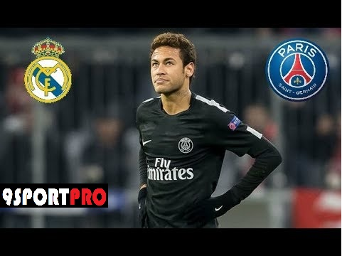 Neymar answers about Real Madrid speculation