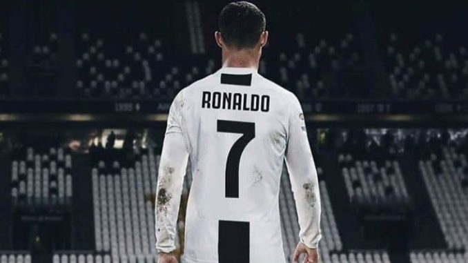 new style 57bca adb51 Have Juventus already paid Ronaldo thanks to shirt sales?