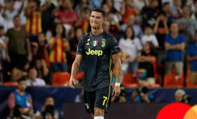 Cristiano Ronaldo feels persecuted by UEFA after dismissal